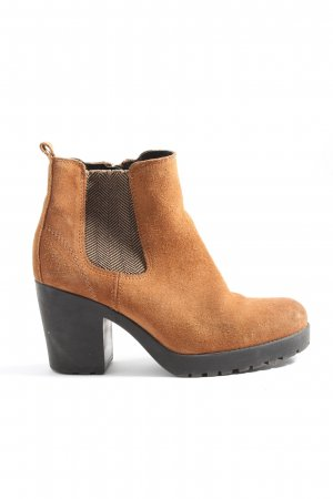 Tommy Hilfiger Booties hellorange Casual-Look