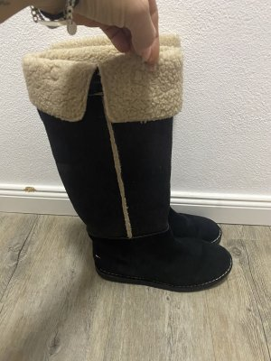 Tommy Hilfiger Buty śniegowe czarny
