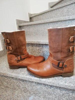 Tommy Hilfiger Denim Chelsea Boot cognac