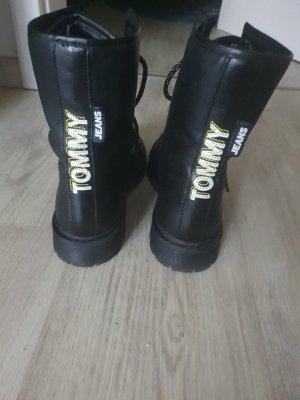 Tommy Hilfiger Bottines à lacets noir