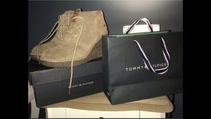 Tommy Hilfiger Chelsea Boot chameau
