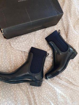 tommy hilfiger boots / stiefeletten /gummistiefel