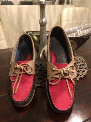 Tommy Hilfiger Zapatos de marinero multicolor Cuero