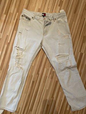 Tommy Hilfiger Jeans boyfriend multicolore
