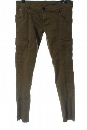 Tommy Hilfiger Boyfriend Trousers bronze-colored casual look