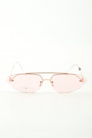 Tommy Hilfiger Brille pink-goldfarben Casual-Look