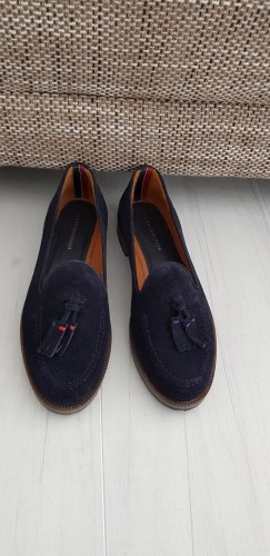 Tommy Hilfiger Monks donkerblauw