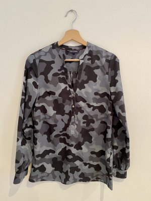 Tommy Hilfiger Camouflage Bluse