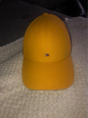 Tommy Hilfiger Baseball Cap gold orange-yellow