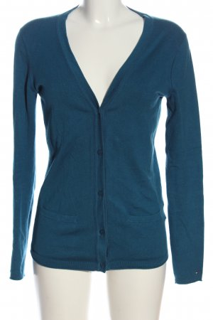 Tommy Hilfiger Cardigan blau Casual-Look