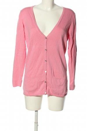 Tommy Hilfiger Cardigan pink Casual-Look