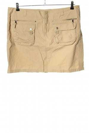 Tommy Hilfiger Cargorock creme Casual-Look