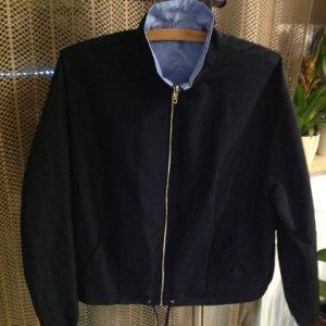 Tommy Hilfiger Reversible Jacket dark blue-light blue