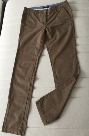 Tommy Hilfiger Chinos camel cotton