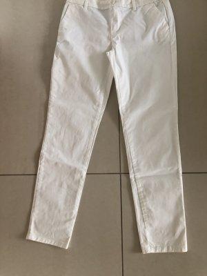 Tommy Hilfiger Pantalon chinos blanc-blanc cassé