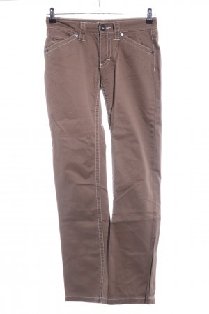 Tommy Hilfiger Chinos brown casual look