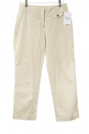 Tommy Hilfiger Chinohose creme Casual-Look