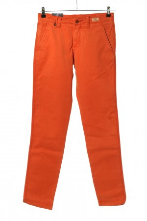 Tommy Hilfiger Chinohose hellorange Casual-Look