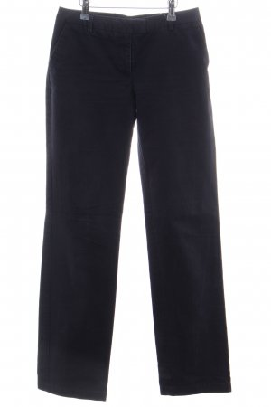 Tommy Hilfiger Chinohose schwarz Casual-Look