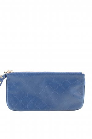 Tommy Hilfiger Clutch blau Allover-Druck Casual-Look