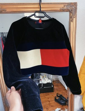 Tommy Hilfiger Collection cropped Pullover Pulli Sweater NEU Logo