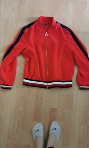 Tommy Hilfiger college Jacke rot **