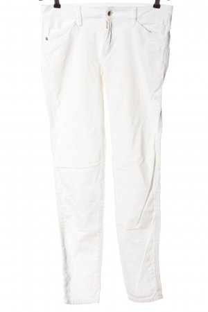 Tommy Hilfiger Corduroy Trousers white casual look