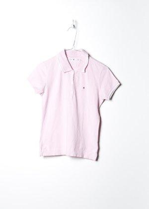 Tommy Hilfiger Damen Bluse in Rosa