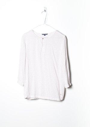 Tommy Hilfiger Damen Bluse in Weiß