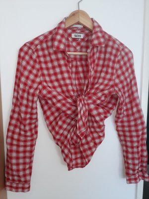 Tommy Hilfiger Checked Blouse multicolored