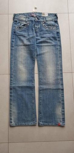 Tommy Hilfiger Damen Jeans, Gr. 30/32, NEU