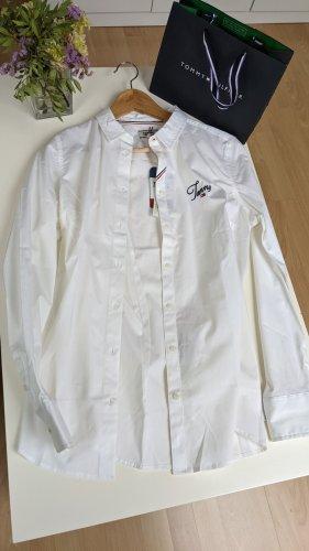 Tommy Hilfiger Damen klassische Bluse/Hemd gr S/M