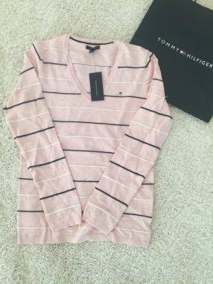 Tommy Hilfiger Damen Pullover, Sweatshirt, Gr. S, NEU mit Etikett