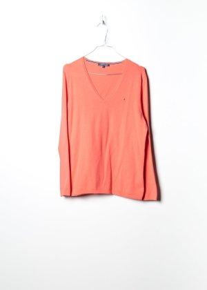 Tommy Hilfiger Damen Sweatshirt in Orange
