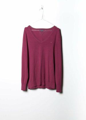 Tommy Hilfiger Damen Sweatshirt in Violett