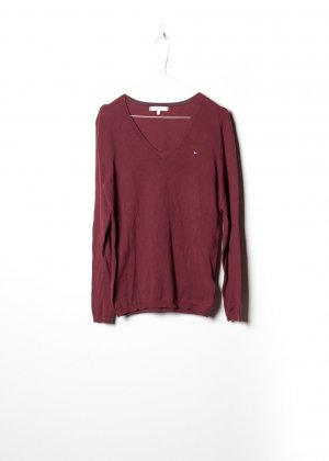 Tommy Hilfiger Damen Sweatshirt in Violett