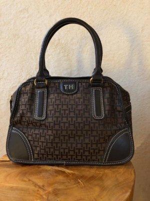 Tommy Hilfiger Damen Tasche Handtasche braun