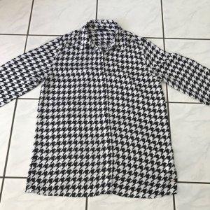 Tommy Hilfiger Colletto camicia bianco-nero Viscosa