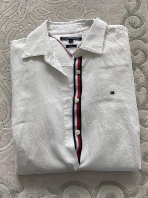 Tommy Hilfiger Long Sleeve Shirt white