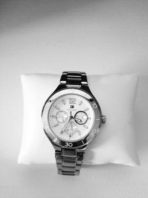 Tommy Hilfiger Reloj analógico color plata