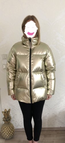 Tommy Hilfiger Daunenjacke in Gold
