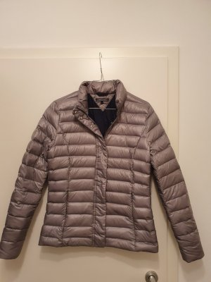 Tommy Hilfiger Down Jacket silver-colored mixture fibre