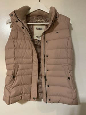 Tommy Hilfiger Down Vest rose-gold-coloured