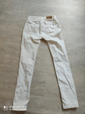 Tommy Hilfiger Low Rise Jeans white