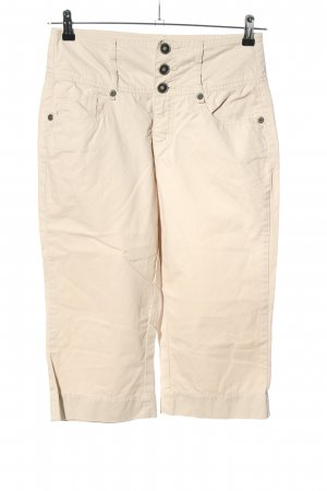 Tommy Hilfiger Denim Bermuda creme Casual-Look