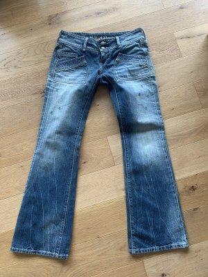 Tommy Hilfiger Denim Biker Jeans Neupreis 169€