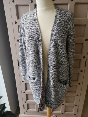 Tommy Hilfiger Denim Cardigan Long Strickjacke Wie Neu