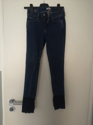 Tommy Hilfiger Denim 7/8 Length Jeans blue cotton