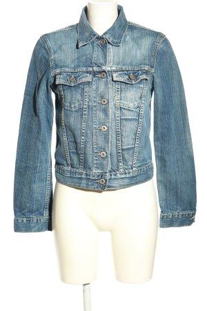 Tommy Hilfiger Denim Veste en jean bleu