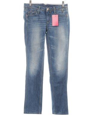 "Tommy Hilfiger Denim Slim Jeans ""Suzzy Antique  Hub"" blau"